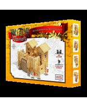 Конструктор Замок №3 набор из 480 деталей ЛЕСОВИЧОК