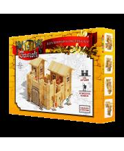 Конструктор Замок №4 набор из 600 деталей ЛЕСОВИЧОК
