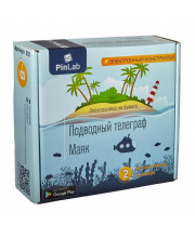 Конструктор Подводный телеграф Маяк PINLAB