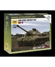 Сборная модель Советский тяжёлый танк Ис-3 ZVEZDA