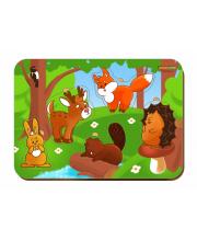Рамка-вкладыш Лесные животные Woodland