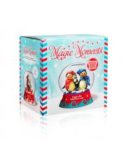 Набор для творчества Волшебный шар Пингвины Magic Moments