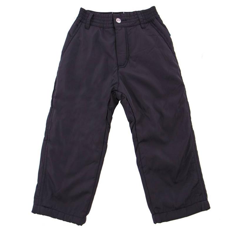 БрюкиБрюки черного цвета марки Button Blueдля мальчиков.<br>Теплые брюки с подкладкой декорированы светоотражающими элементами, обеспечивающими безопасность ребенка. Изделие дополнено передними карманами и шлейками для ремня.<br><br>Размер: 9 лет<br>Цвет: Черный<br>Рост: 134<br>Пол: Для мальчика<br>Артикул: 633595<br>Страна производитель: Китай<br>Сезон: Осень/Зима<br>Состав: 100% Полиэстер<br>Состав подкладки: 100% Полиэстер<br>Бренд: Россия<br>Вид застежки: Молния