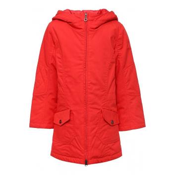 Девочки, Куртка Finn Flare (красный)645442, фото