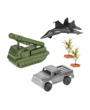 Игровой набор Воздушная оборона Биплант