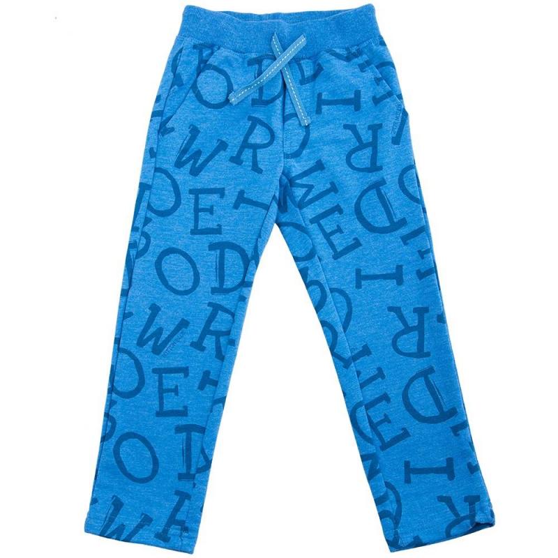 БрюкиБрюки синего цвета марки Button Blue для мальчиков.<br>Хлопковые спортивные брюки декорированы принтом с изображением букв и имитацией ширинки. Изделие дополнено завязками на поясе и передними карманами.<br><br>Размер: 12 лет<br>Цвет: Синий<br>Рост: 152<br>Пол: Для мальчика<br>Артикул: 635986<br>Страна производитель: Китай<br>Сезон: Весна/Лето<br>Состав: 60% Хлопок, 40% Полиэстер<br>Бренд: Россия