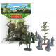 Игрушки, Игровой набор Партизаны Биплант 381055, фото 1