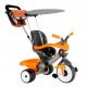 Спорт и отдых, Велосипед трехколесный Comfort Angel Orange Aluminium  Coloma (оранжевый)650247, фото 2