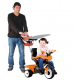 Спорт и отдых, Велосипед трехколесный Comfort Angel Orange Aluminium  Coloma (оранжевый)650247, фото 4