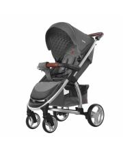 Детская коляска Vista Steel Gray CARRELLO