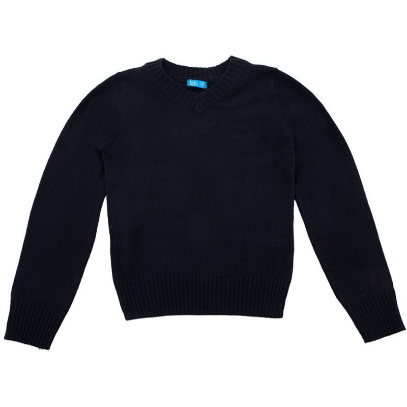 ПуловерПуловер черного цвета марки Button Blue для мальчиков.<br>Трикотажный пуловер с V-образным вырезом украшен вышивкойлоготипа бренда.<br><br>Размер: 8 лет<br>Цвет: Черный<br>Рост: 128<br>Пол: Для мальчика<br>Артикул: 636930<br>Бренд: Россия<br>Страна производитель: Китай<br>Сезон: Осень/Зима<br>Состав: 15% Шерсть, 20% Нейлон, 65% Акрил