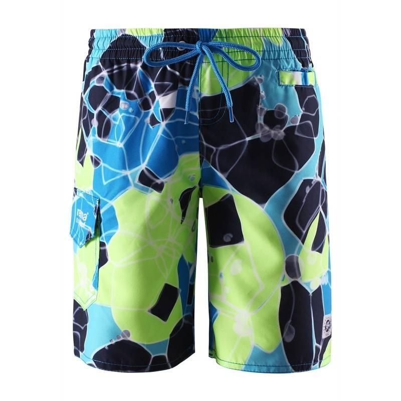 Шорты - REIMAШорты бирюзовогоцвета марки Reima для мальчиков.<br>Яркие пляжные шорты из быстросохнущего материала SunProof с УФ-фильтром 50+ обеспечивают эффективную защиту нежной коже. Шорты – идеальный вариант как для купания, так и для игр на пляже. Эластичная сетчатая подкладка приятна на ощупь. Регулируемый пояс обеспечивает хорошую посадку по фигуре.<br><br>Размер: 6 лет<br>Цвет: Бирюзовый<br>Рост: 116<br>Пол: Для мальчика<br>Артикул: 645582<br>Страна производитель: Китай<br>Сезон: Весна/Лето<br>Состав: 100% Полиэстер<br>Бренд: Финляндия<br>Тип: Лето<br>Серия: Reima