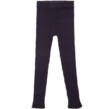 Девочки, Леггинсы Button Blue (черный)633603, фото