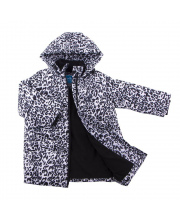 Пальто Button Blue