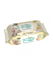 Влажные салфетки 100 шт Predo Baby