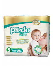 Подгузники Двойная пачка 11-25 кг 28 шт Predo Baby