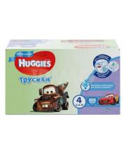 Трусики 4 9-14 кг 104 шт Huggies