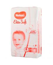 Подгузники 4 Elite Soft 8-14 кг 66 шт Huggies