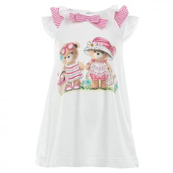 Девочки, Платье MAYORAL (розовый)645319, фото