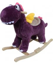 Динозаврик-качалка 74 см Наша Игрушка