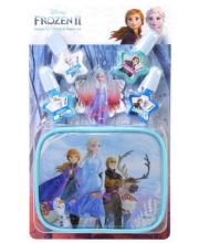 Игровой набор Frozen детской декоративной косметики для ногтей Markwins