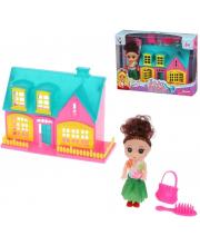 Игровой набор Кукольный домик Наша Игрушка
