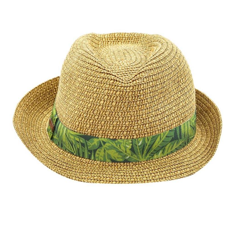 ШляпаСоломенная шляпа бежевогоцвета марки Mayoral длямальчиков.<br>Шляпа украшена красивой зеленой вставкой с тропическим принтом. Модельдополнит летний образ ребенка.<br><br>Размер: 6 лет<br>Цвет: Бежевый<br>Размер: 52<br>Пол: Для мальчика<br>Артикул: 644254<br>Страна производитель: Китай<br>Сезон: Весна/Лето<br>Состав: 100% Бумага<br>Бренд: Испания