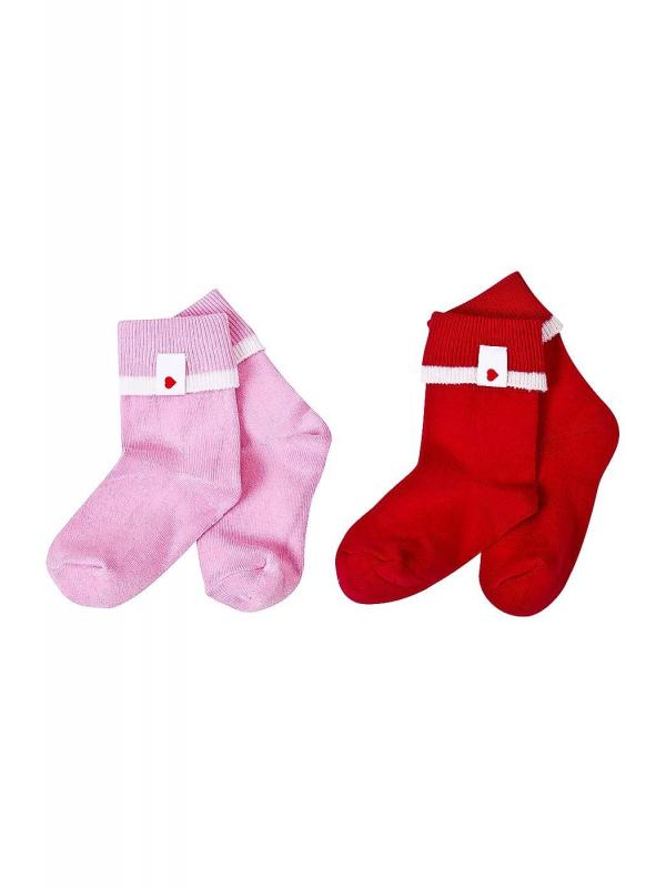 Комплект носков 2 пары REIMA (красный)