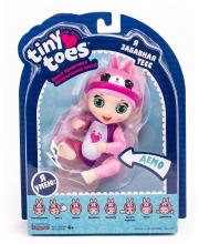 Интерактивная игрушка Зайка Tiny Toes