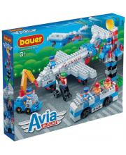 Конструктор Avia 195 элементов Бауер