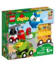 Конструктор DUPLO My First Мои первые машинки LEGO