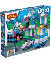 Конструктор Полиция Департамент полиции 229 элементов Бауер