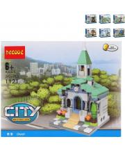 Конструктор Городские здания в ассортименте Наша Игрушка