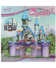 Конструктор Королевский замок 873 детали Наша Игрушка