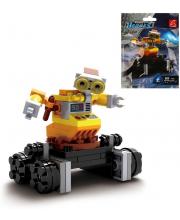 Конструктор серии Роботы 55 деталей Ausini
