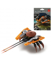 Конструктор серии Космос Инопланетный истребитель 53 детали Ausini