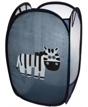 Корзина для игрушек Маленькая зебра Наша Игрушка
