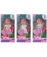 Кукла Кики 11,5 см в ассортименте Наша Игрушка