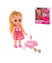 Кукла Лилли 16 см Наша Игрушка