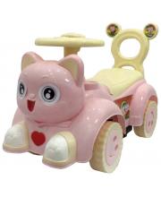 Машина-каталка Котик Наша Игрушка