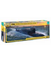 Модель Российская атомная подводная лодка Тула проекта Дельфин ZVEZDA
