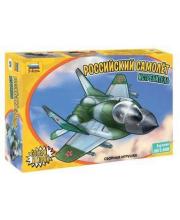 Модель Российский самолёт истребитель ZVEZDA