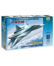 Модель Самолёт Су-50 ZVEZDA