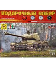 Модель Советский танк ИС-2 МОДЕЛИСТ