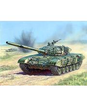 Модель Танк с активной броней Т-72Б ZVEZDA