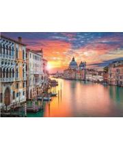 Пазл Венеция на закате Кастор