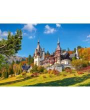 Пазл Замок Пелеш Румыния Кастор