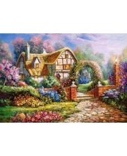 Пазл Чудесный сад Кастор