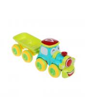 Поезд инерционный Наша Игрушка