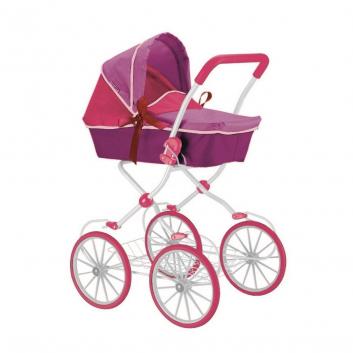 Игрушки, Кукольная коляска RT (фиолетовый)650010, фото